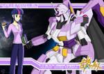 Twilight Sparkle: RX-87 True Spark Gundam