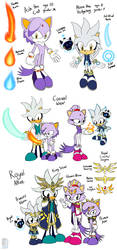 Silvaze - Fankids and Family Ref by AZ-Derped-Unicorn