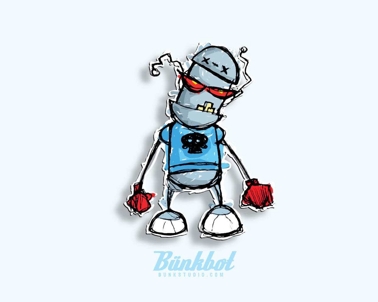 Bunkbot by bunkdesigns