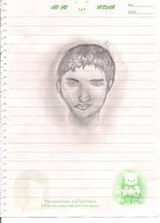 Man doodle by skyindigo