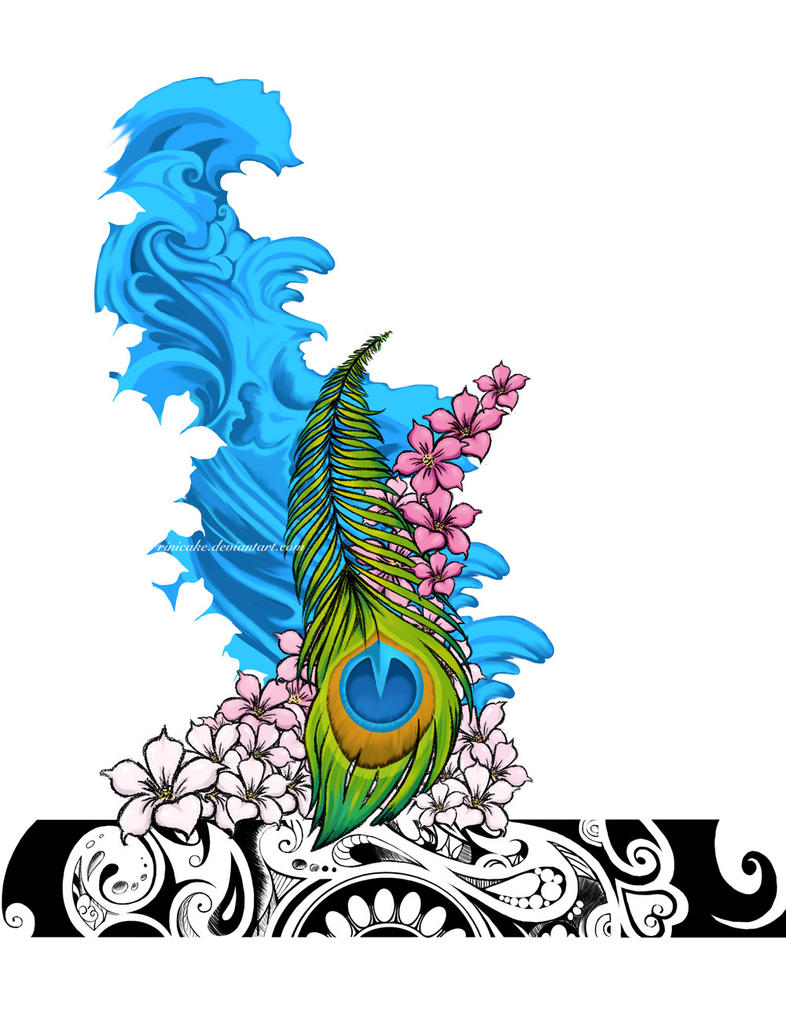 d0dfd12f7 Pictures of Colorful Peacock Tattoo Drawing - #rock-cafe