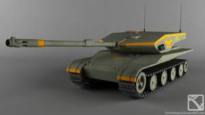 FDC-5 Jaguar by StoneKeeper