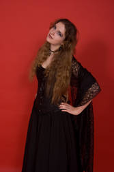 Gothic Gypsy by ViviansPhotographs