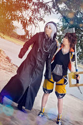 Be careful Riku! by Mias-Photography