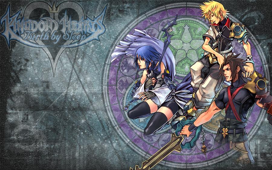 Kingdom Hearts Wallpaper Ventus