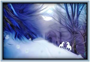 -a winter dream- by Gold-Angel