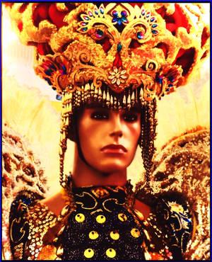 -drag queen-   #PhotoChallengePortraits by Gold-Angel