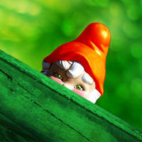 The Picaboo Lawn Gnome by blicks23