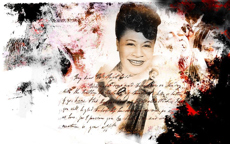 Ella Fitzgerald Cant Buy Me Love