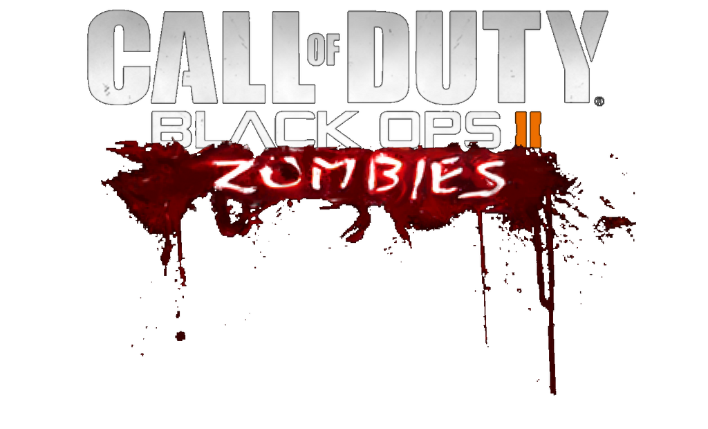 Call of duty black ops 2 zombies logo by josael281999 on deviantart call of duty black ops 2 zombies logo by josael281999 voltagebd Gallery