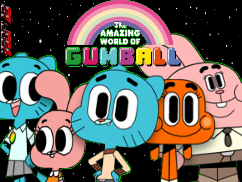 Amazing world of gumball family sorry