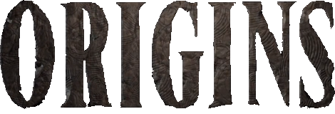 Origins Logo by Josael281999 on DeviantArt