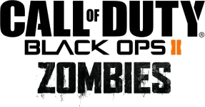 Call Of Duty Black Ops 2 Zombies Logo Another 2nd By Josael281999 On Deviantart