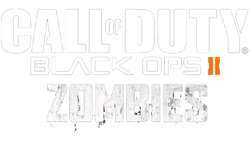 call of duty black ops 2 zombies logo(another)josael281999 on