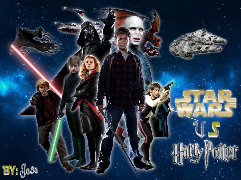 Best Wallpaper Harry Potter Star Wars - star_wars_vs__harry_potter_galaxy_tab_a_wallpaper_by_josael281999-dbch8wb  Photograph_764895.png