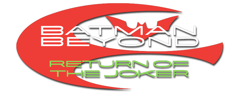 Batman Beyond Return Of The Joker Logo By Josael281999 On Deviantart