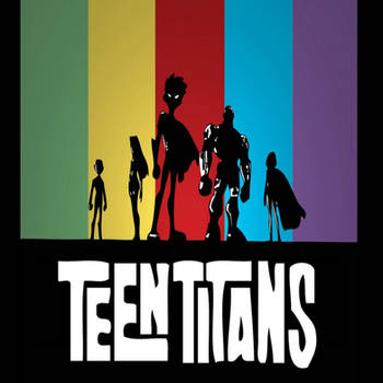 Teen Titans Soundtrack by Josael281999