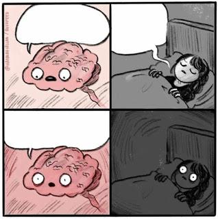 Brain Before Sleep Meme Template By Josael281999 On Deviantart