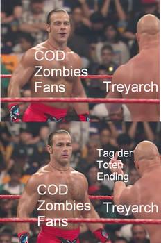 Tag der Toten Ending Stone Cold Meme