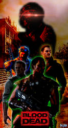 BOIIIIZ:Blood of the Dead Moto G7 Plus Wallpaper by Josael281999