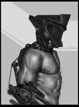 Cyborg type 1-91