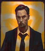 True Detective by DanarArt