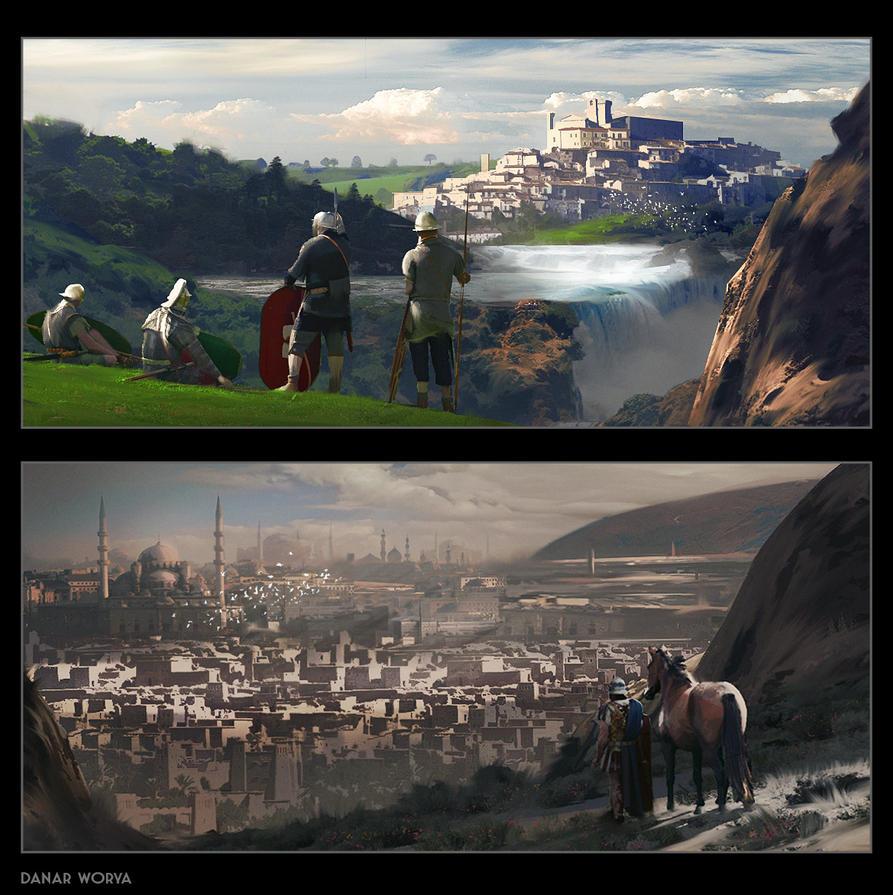 Great Empires by DanarArt