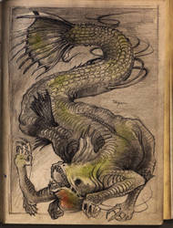 Dagon by CultistCarl