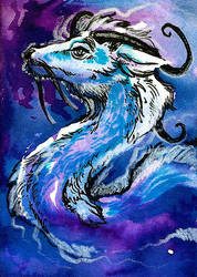 Aceo elorenart by CultistCarl