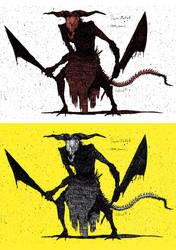 Dark Souls The Capra Demons