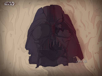 Darth Vader - Come to the dark side of force