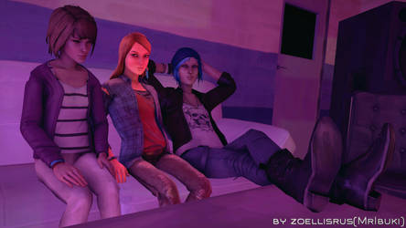 Break The Rules With Us!   Life Is Strange by zoellisrus