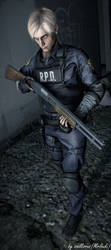 Through the Streets at Your Own Risks...  RE2:R by zoellisrus