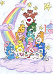 towers of care bears that care