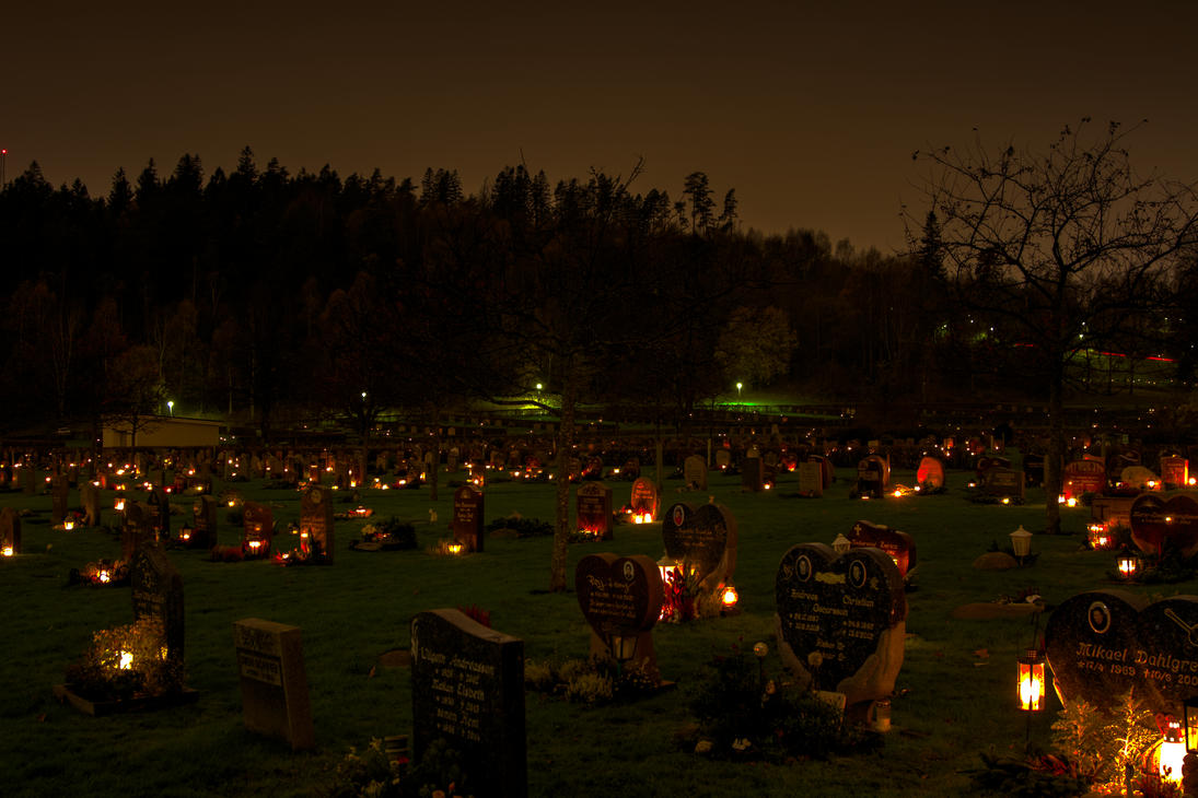 All Hallows Eve by Azph