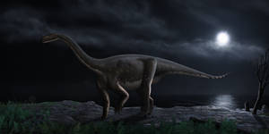 Melanorosaurus readi by Steveoc86