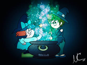 Day 4: Witchcraft