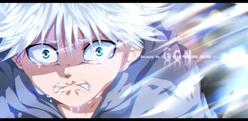 Killua by iDonten