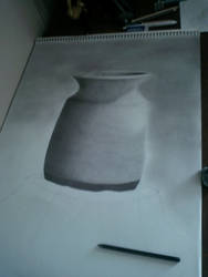 The Simple Lonely Pot (process)