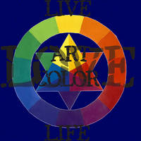 Art: Color life live Love by diverse-norm