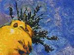 Van Gogh Flower Jar 2 by diverse-norm