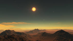 M4V stellar class red dwarf+binary brown dwarfs #4