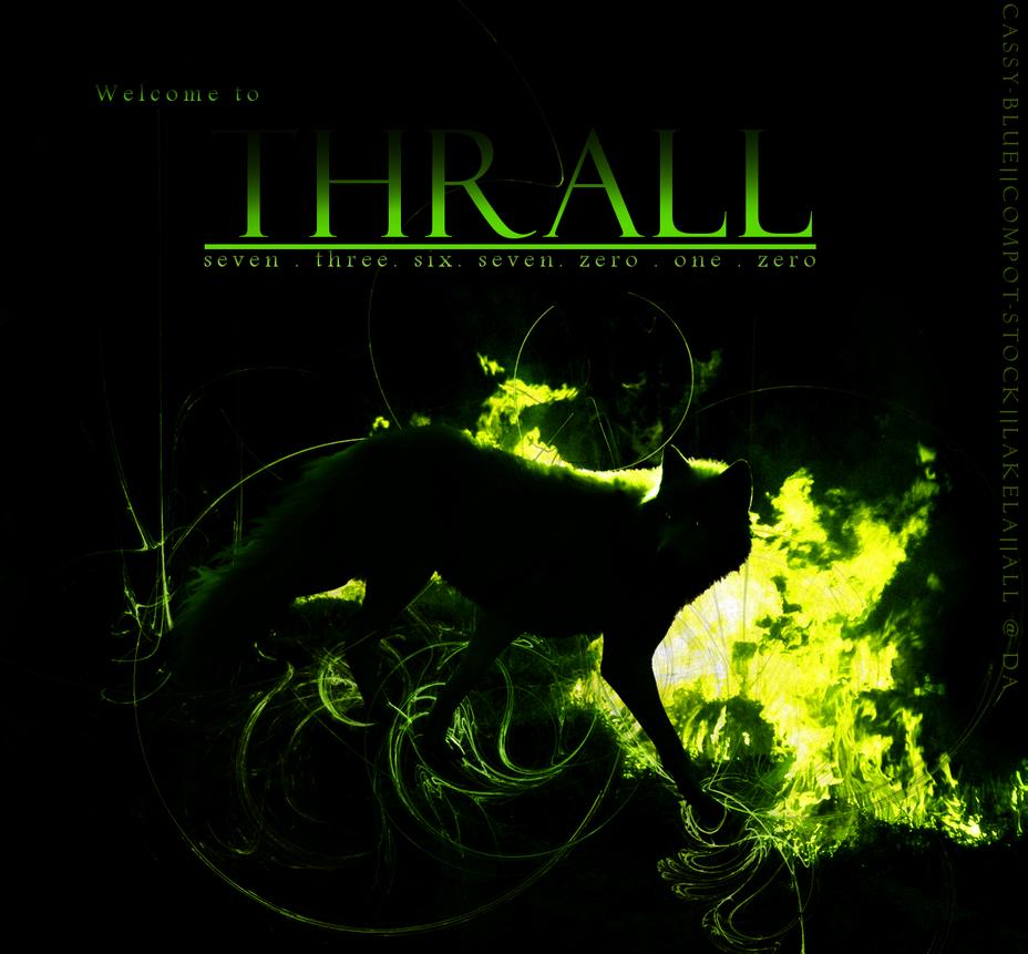 Thrall by warhorsegirl