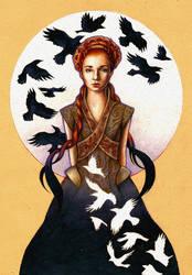Little Dove by VixSky