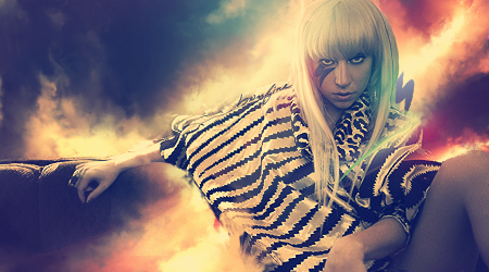 Lady GaGa tag by BONxFIRE