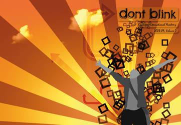 Don't Blink by nbutler-designs