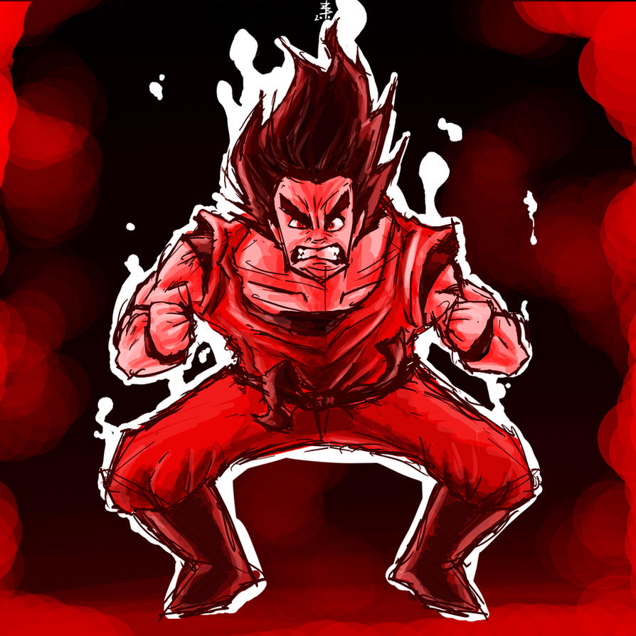 Kaioken by ZedEdge