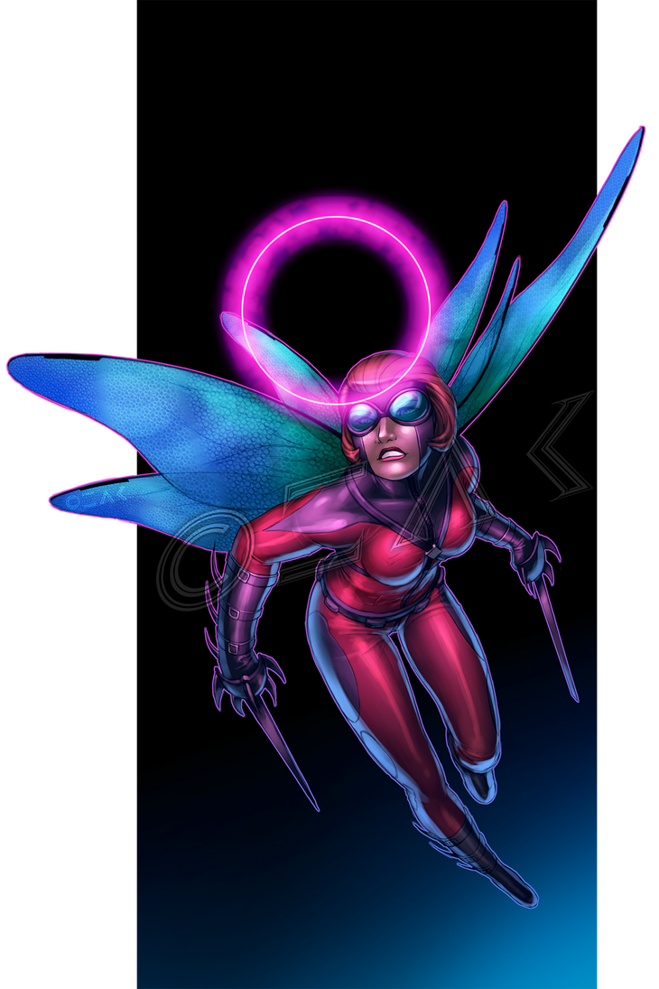 Ladybug - commission by Zachula