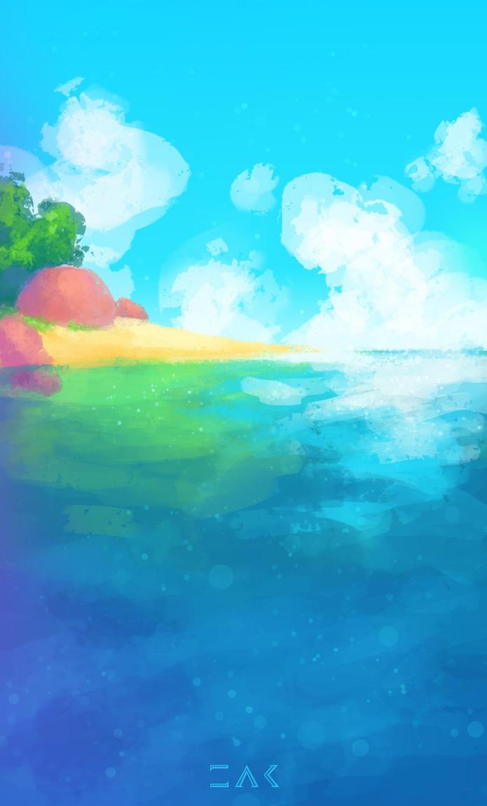 Them colors... by Zachula