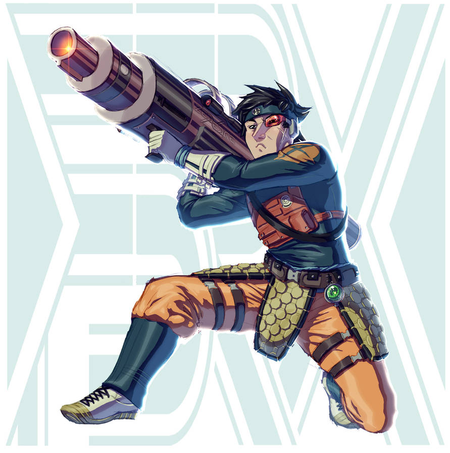 Dragon Ball + Metal Gear (FSRX) by ZedEdge
